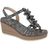 kengät Naiset Sandaalit ja avokkaat Cipriata  Dark Pewter