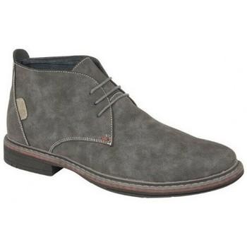 kengät Miehet Bootsit Goor  Grey