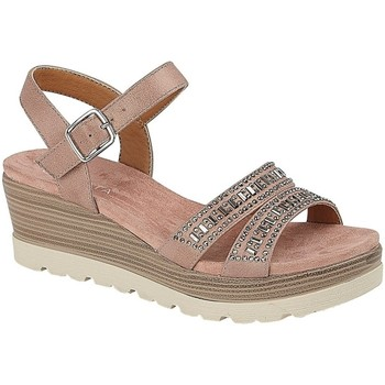 kengät Naiset Sandaalit ja avokkaat Cipriata  Rose Gold