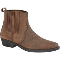 kengät Miehet Bootsit Woodland  Greasy Brown