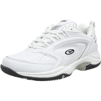 kengät Miehet Matalavartiset tennarit Hi-Tec  White/Navy