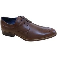 kengät Miehet Derby-kengät Goor  Brown