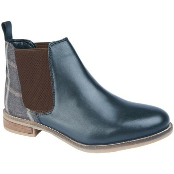 kengät Naiset Nilkkurit Cipriata  Navy