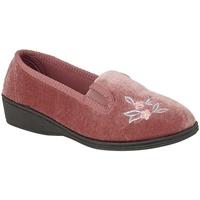 kengät Naiset Tossut Sleepers  Heather