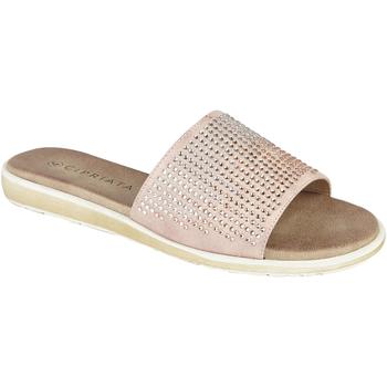 kengät Naiset Sandaalit Cipriata  Rose Gold