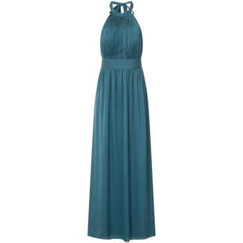 vaatteet Naiset Pitkä mekko Little Mistress  Petrol