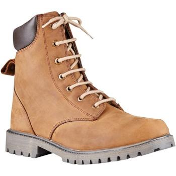kengät Miehet Turvakenkä Dublin  Brown