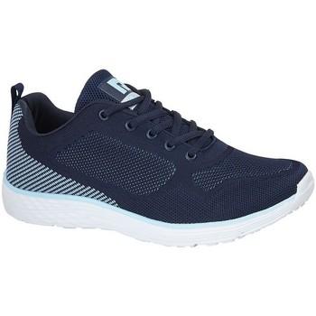 kengät Naiset Matalavartiset tennarit Dek  Navy/Sky Blue