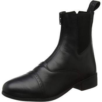 kengät Miehet Ratsastussaappaat Dublin  Black