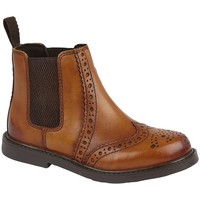 kengät Pojat Bootsit Roamers  Tan
