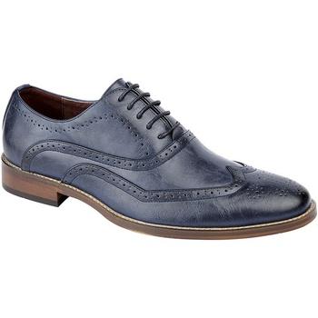 kengät Miehet Herrainkengät Goor  Aegean Blue