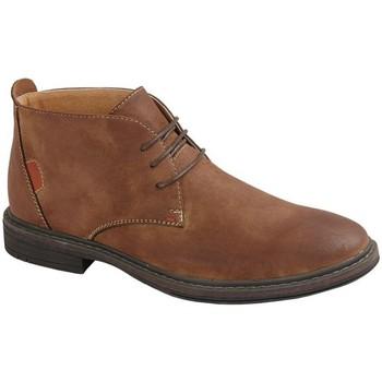 kengät Miehet Bootsit Goor  Tan