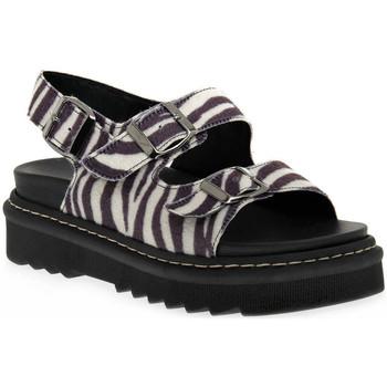 kengät Naiset Sandaalit ja avokkaat Sono Italiana SANDALO Nero