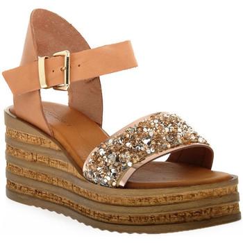 kengät Naiset Sandaalit ja avokkaat Sono Italiana VACCHETTA GLITTER Grigio