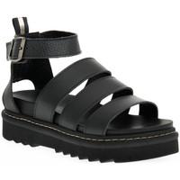 kengät Naiset Sandaalit ja avokkaat Sono Italiana DOLLARO NERO Nero