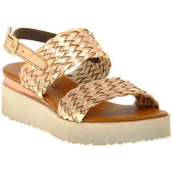 kengät Naiset Sandaalit ja avokkaat Sono Italiana LAMINATO RAME Marrone