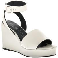 kengät Naiset Sandaalit ja avokkaat Vienty HIELO NOX Bianco