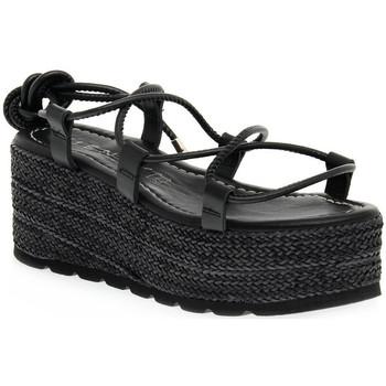 kengät Naiset Sandaalit ja avokkaat Vienty NOX NERO Nero