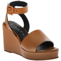 kengät Naiset Sandaalit ja avokkaat Vienty CUERO NOX Marrone