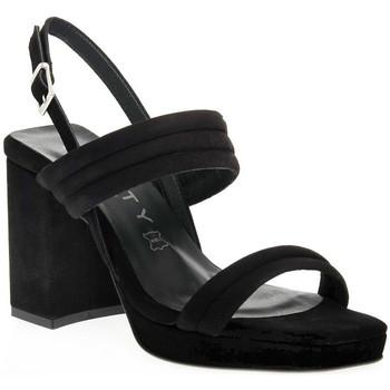 kengät Naiset Sandaalit ja avokkaat Vienty NERO JIM Nero