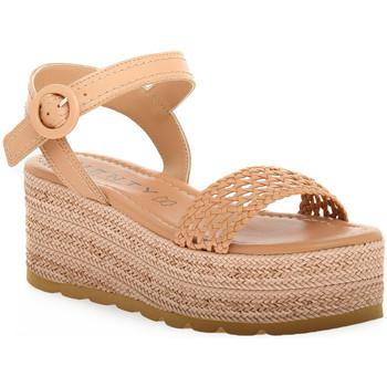 kengät Naiset Sandaalit ja avokkaat Vienty KEA ALAGUITA Nero