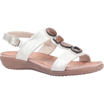 kengät Naiset Sandaalit ja avokkaat Fleet & Foster  Beige