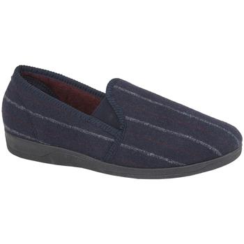 kengät Miehet Tossut Sleepers  Navy
