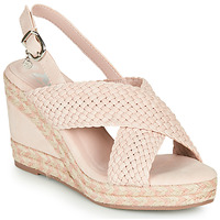 kengät Naiset Sandaalit ja avokkaat Xti  Vaaleanpunainen