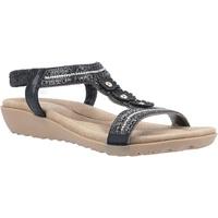 kengät Naiset Sandaalit ja avokkaat Fleet & Foster  Black