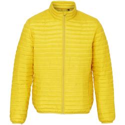 vaatteet Miehet Takit 2786 TS018 Bright Yellow