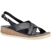 kengät Naiset Sandaalit ja avokkaat Hush puppies  Black