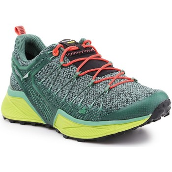 kengät Naiset Vaelluskengät Salewa Trekking shoes  Ws Dropline 61369-5585 green