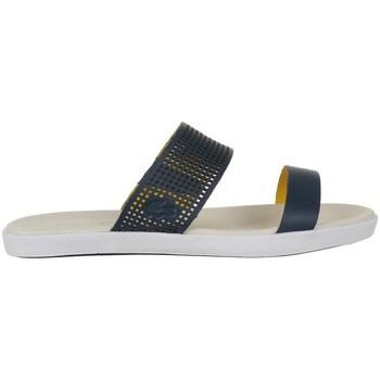 kengät Naiset Varvassandaalit Lacoste Natoy Slide Tummansininen