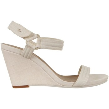 kengät Naiset Sandaalit ja avokkaat Lacoste Karoly 3 Beesit
