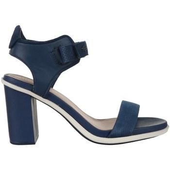kengät Naiset Sandaalit ja avokkaat Lacoste Lonelle Heel Sandal Tummansininen