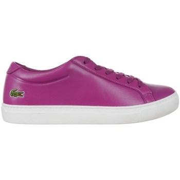 kengät Naiset Matalavartiset tennarit Lacoste 733CAW1000R56 Violetit