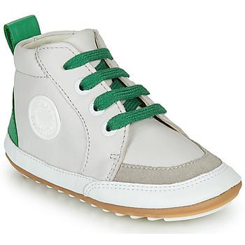 kengät Lapset Bootsit Robeez MIGO Beige / Vihreä