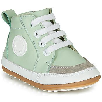 kengät Lapset Bootsit Robeez MIGO Green / Water