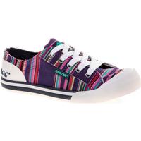kengät Naiset Matalavartiset tennarit Rocket Dog  Multicoloured
