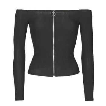 vaatteet Naiset Topit / Puserot Moony Mood NOAM Black