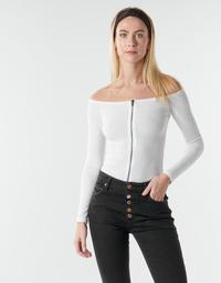 vaatteet Naiset Topit / Puserot Moony Mood NOAM Valkoinen