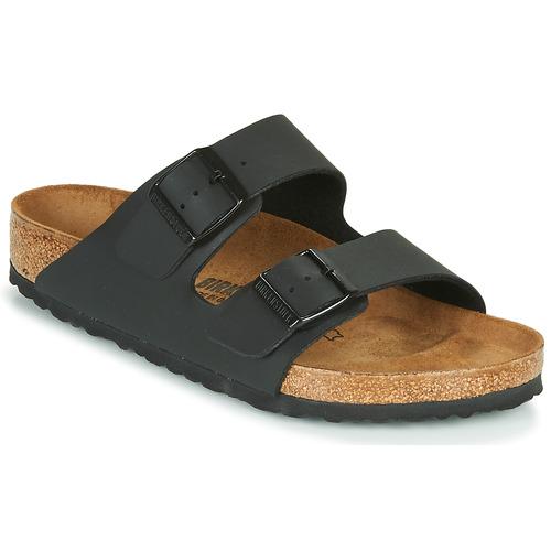 kengät Sandaalit Birkenstock ARIZONA LARGE FIT Musta