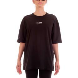 vaatteet Lyhythihainen t-paita Mxm Fashion 502452 Nero