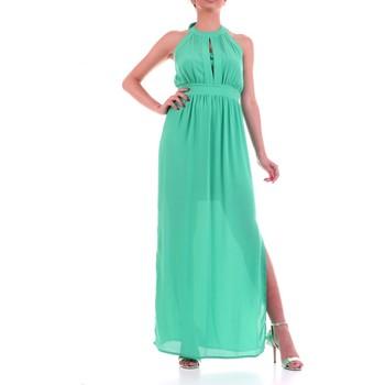 vaatteet Naiset Paksu takki Fly Girl 9458-03 Verde