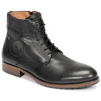 kengät Miehet Bootsit Kost DROME Musta