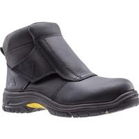kengät Miehet Bootsit Amblers  Black