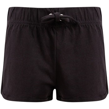 vaatteet Lapset Shortsit / Bermuda-shortsit Skinni Fit SM69 Black/Black