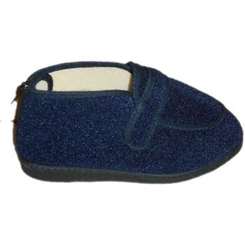 kengät Naiset Tossut Davema DAV350bl blu