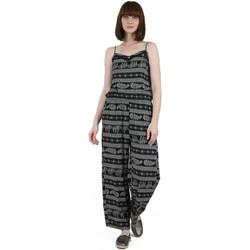 vaatteet Naiset Jumpsuits / Haalarit Molly Bracken MBG607E20 Musta