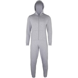 vaatteet Lapset pyjamat / yöpaidat Colortone CC01J Heather Grey